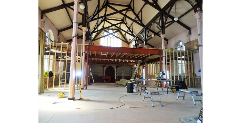 Buckland URC Development 003