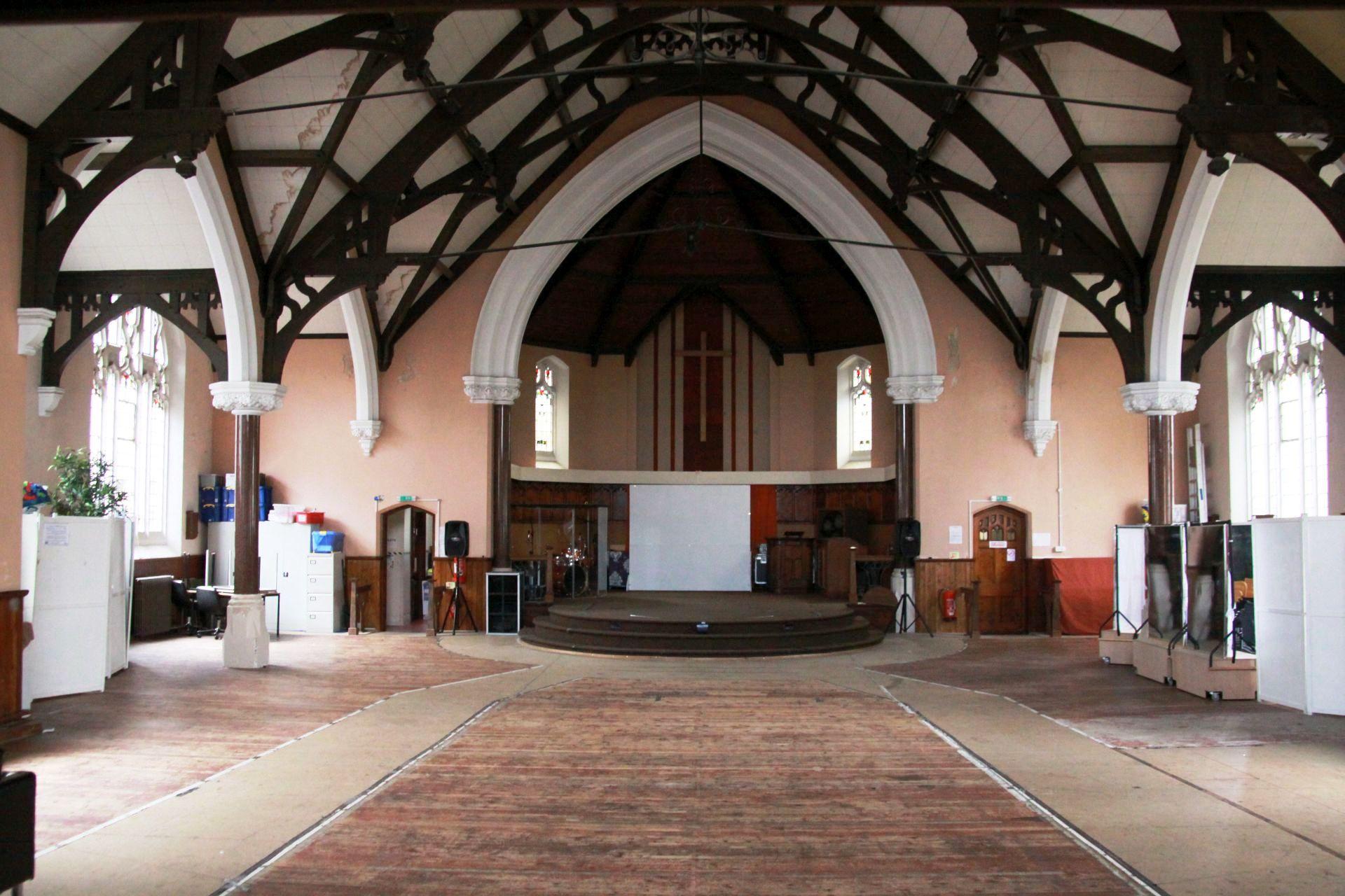Central Baptist Church - 005