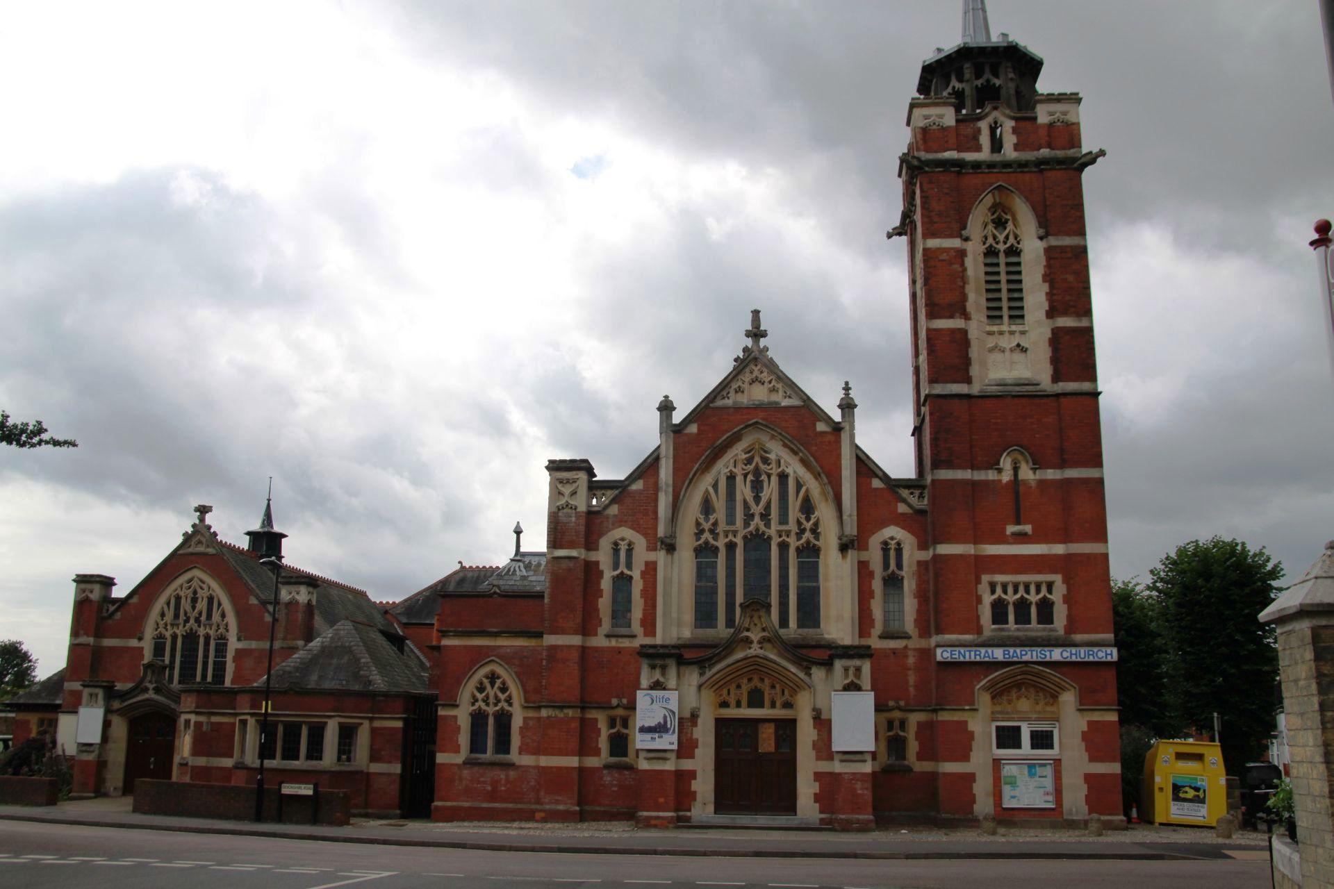 Central Baptist Church - 006