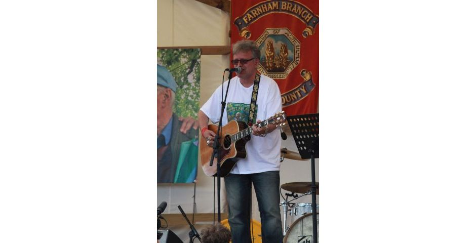 Tolpuddle 2014 - Bob Johnson