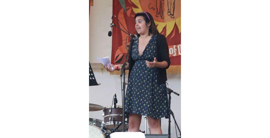Tolpuddle 2014 - Emily Benn