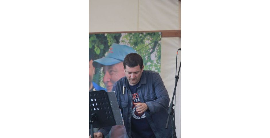 Tolpuddle 2014 - Paul Heaton