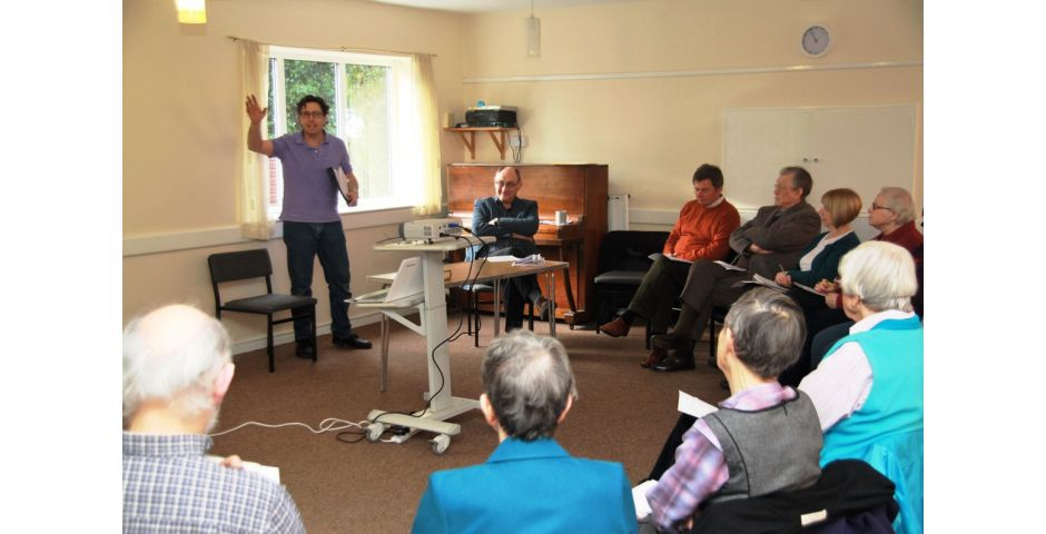 What shall we do with our church Third Course - 001